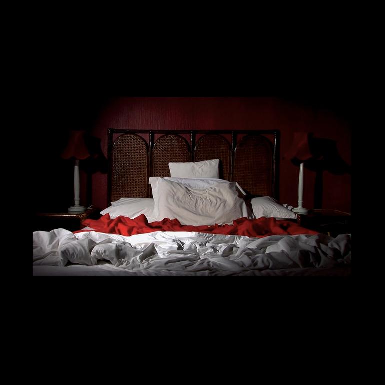 """Pretend to sleep, 2007"" ($727)"