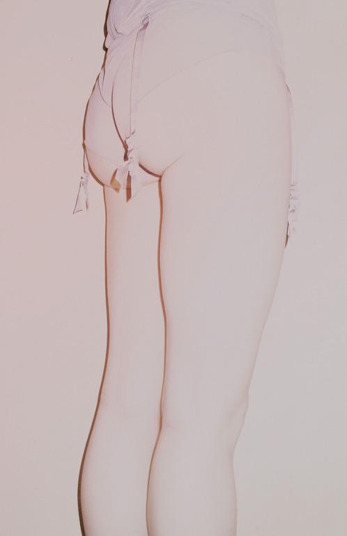 """legs (pink)"" ($1,300)"