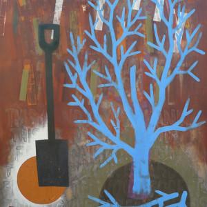 Jacob Lawrence's Shovel