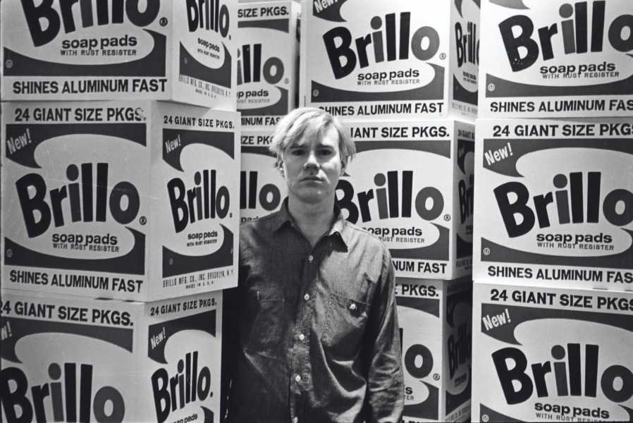 Warhol Brillo