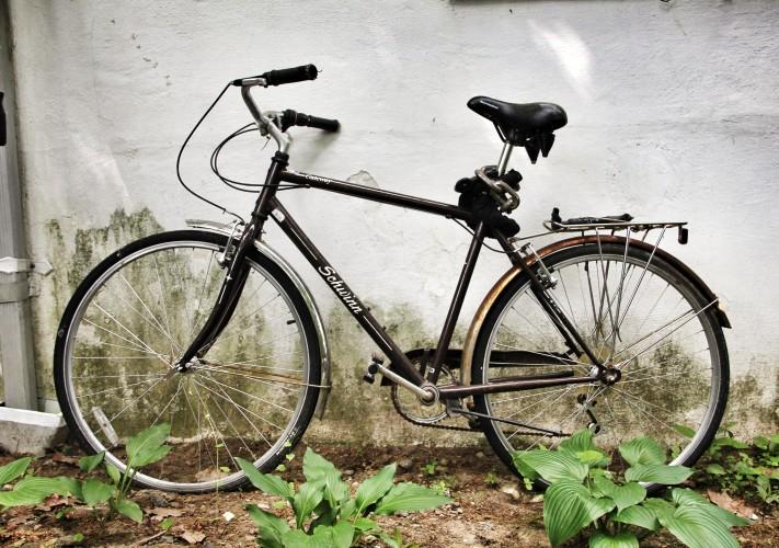 Bradley's bike