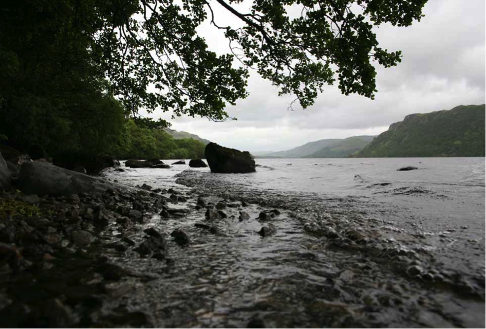 Ullswater, Lake District, UK