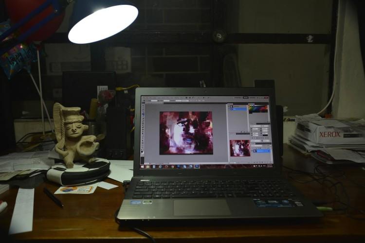 Saatchi Art Studio 2 Jesùs Leguizamo