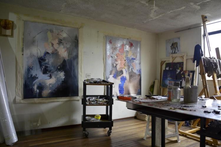 Saatchi Art Studio Jesùs Leguizamo