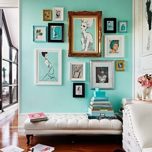How to hang a gallery wall inspiration