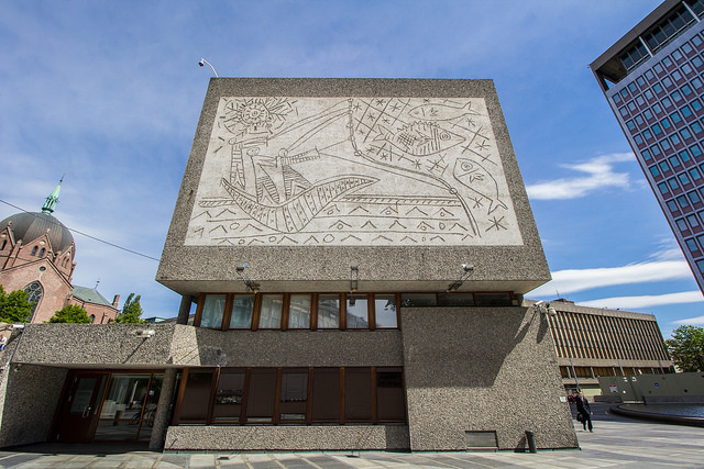 Picasso mural in Oslo might be destroyed