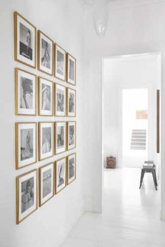 Photography Art Wall Inspiration