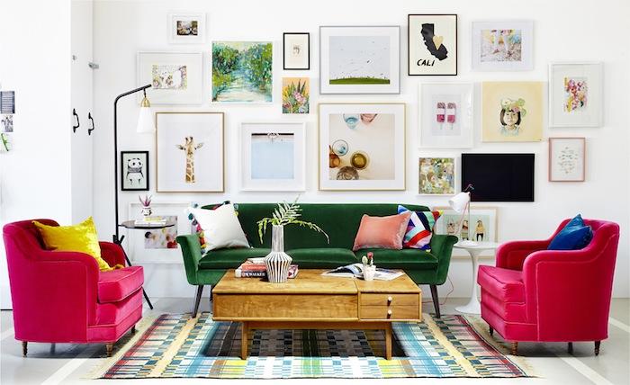 Gallery wall inspiration diy saatchi art