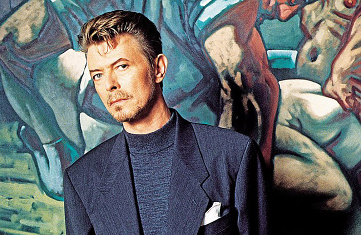 david bowie's penchant for art and art collection