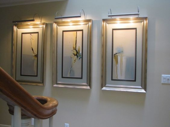 wall art lighting ideas. toobrightpicturelight wall art lighting ideas t