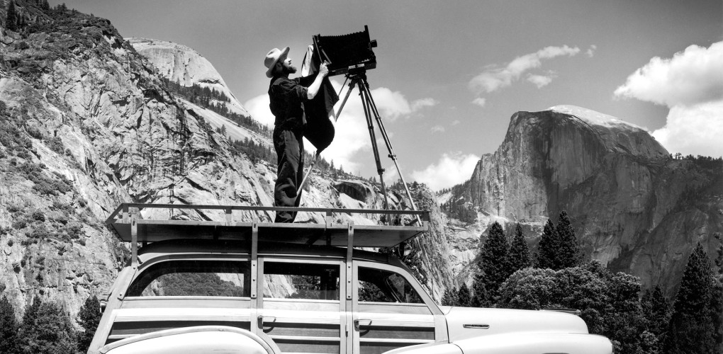 the life and work of ansel adams a famous american photographer Adams the photographer would become renowned as  art is the affirmation of life early in his career, adams wholeheartedly embraced  ansel adams' work, .