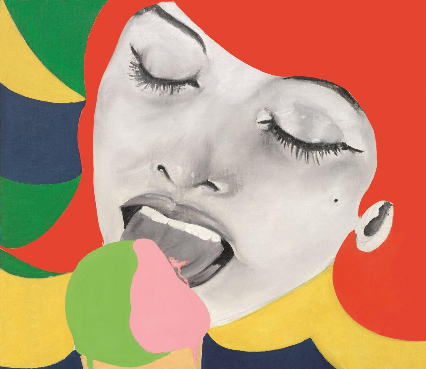1960s pop art piece gets censored by facebook