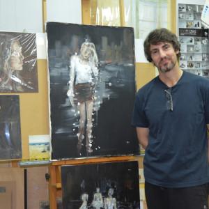 Saatchi Art Oscar Alvarez