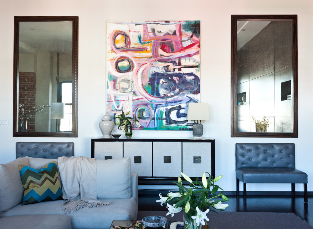 interior designer wendy haworth designs with art in mind