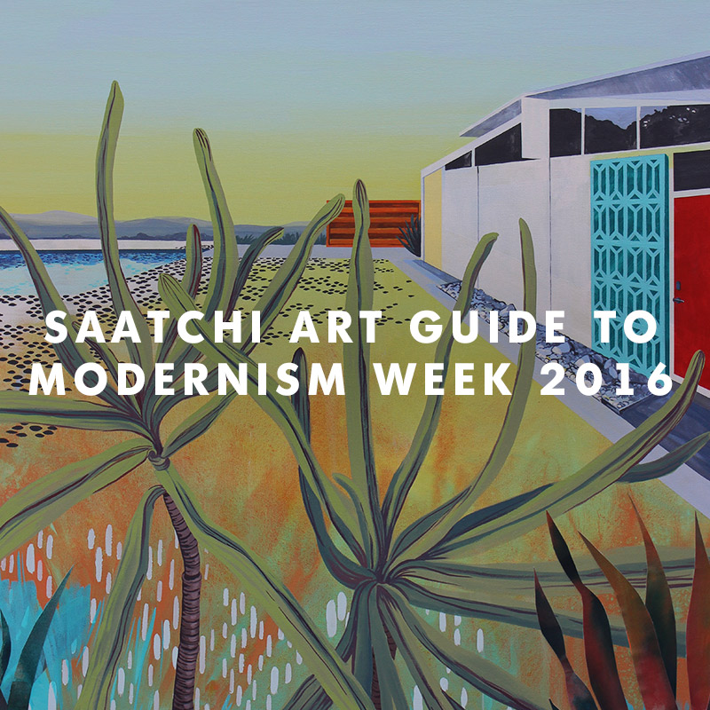 5 must see art events at modernism week