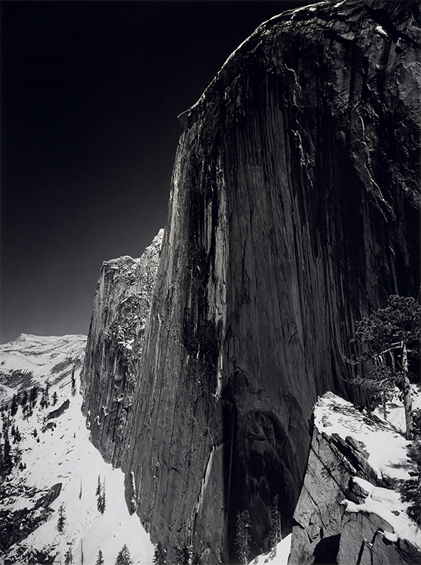 saatchi-art-ansel-adams-landscape-photography