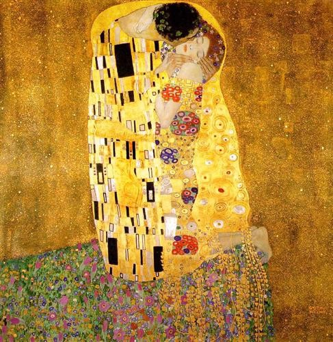 "Schiele's teacher, Gustav Klimt cemented his legacy when he created ""The Kiss"" in 1908; it is now perhaps one of the most recognizable images of lovers in the history of art."