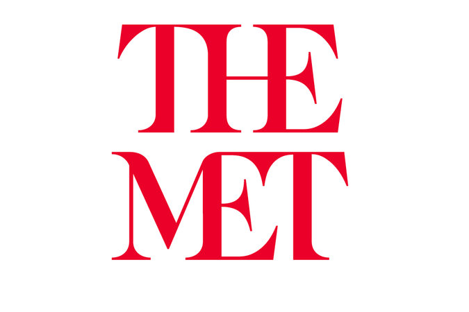 the met's new logo steps into this era with a contemporary look