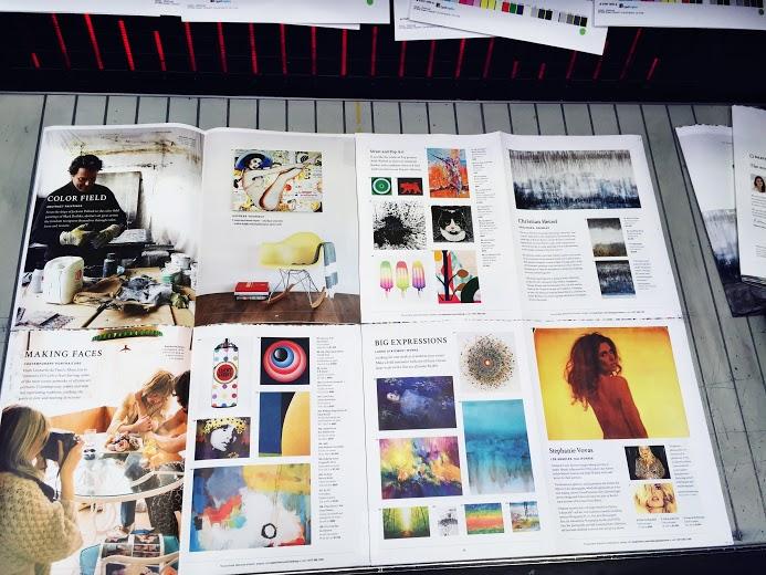 Saatchi Art Spring 16 Catalog