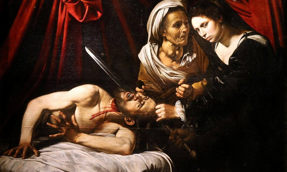 a second version of caravaggio's famous painting found in an attic