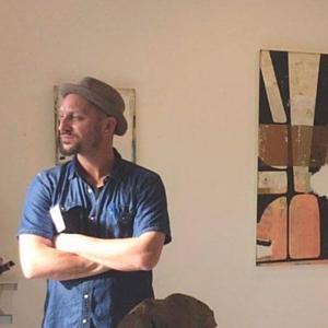 Michael Cutlip modern abstract painter emerging artist