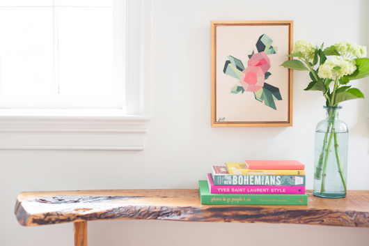 How to pick the perfect frame for your artwork based on its colors