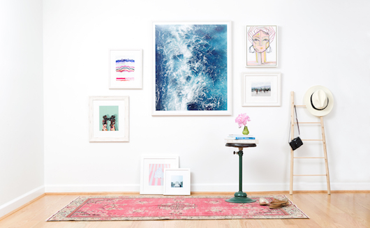 How to frame your photographs for a gallery wall Saatchi Art