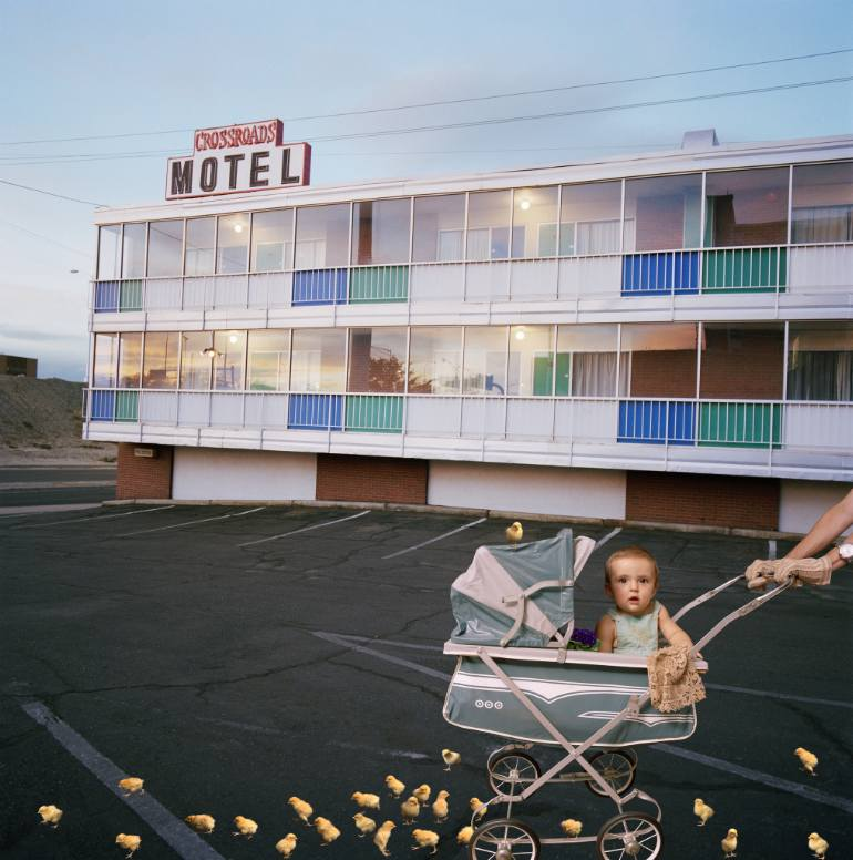 saatchi-art-denise-price-crossroads-motel