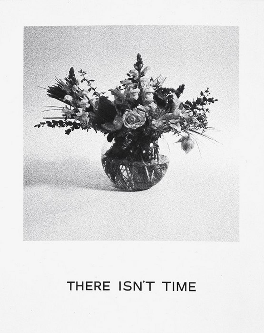 Baldessari-Goya-Series-There-Isn't-Time-Conceptual-Minimalist-Art