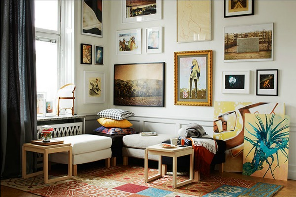 classic gallery wall inspiration