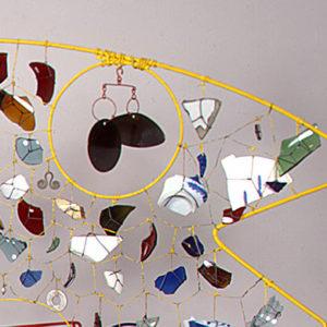 Alexander Calder - Finny Fish - Detail 1