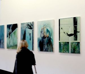 Artist Sheila Chapman on her work My images are basedhellip