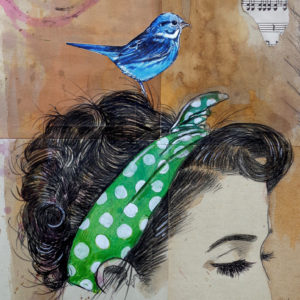 another-moment-Loui-Jover-saatchi-art-ink-pencil-bird-drawing