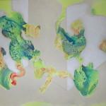 """""""Shapes in Space XII"""" Bjørn Kruse ($1,500)"""