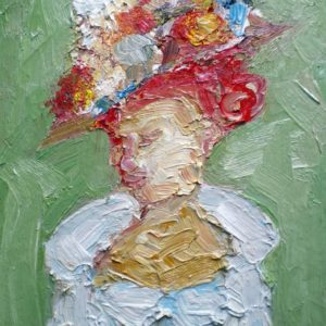 new original expressionist portrait for sale on saatchi art