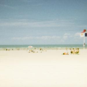 Le-signal-Edition-of-8-Gérard-Staron-saatchi-art-color-polaroid-photography