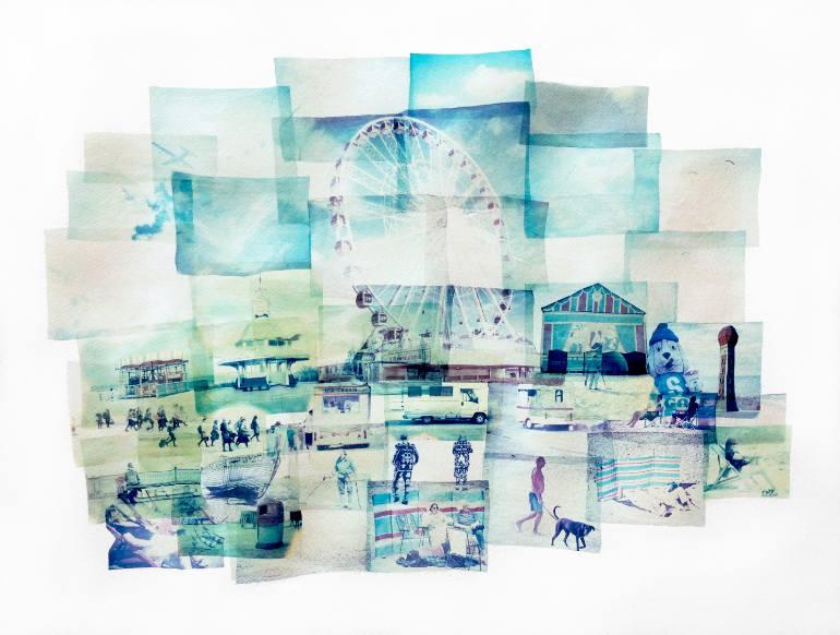 polaroid-saatchi-art-collage-rhiannon-adam