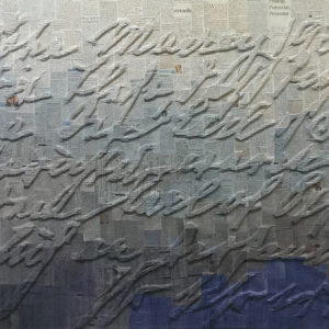 Between-Sigmund-and-John-val-wecerka-saatchi-art-newspaper-collage