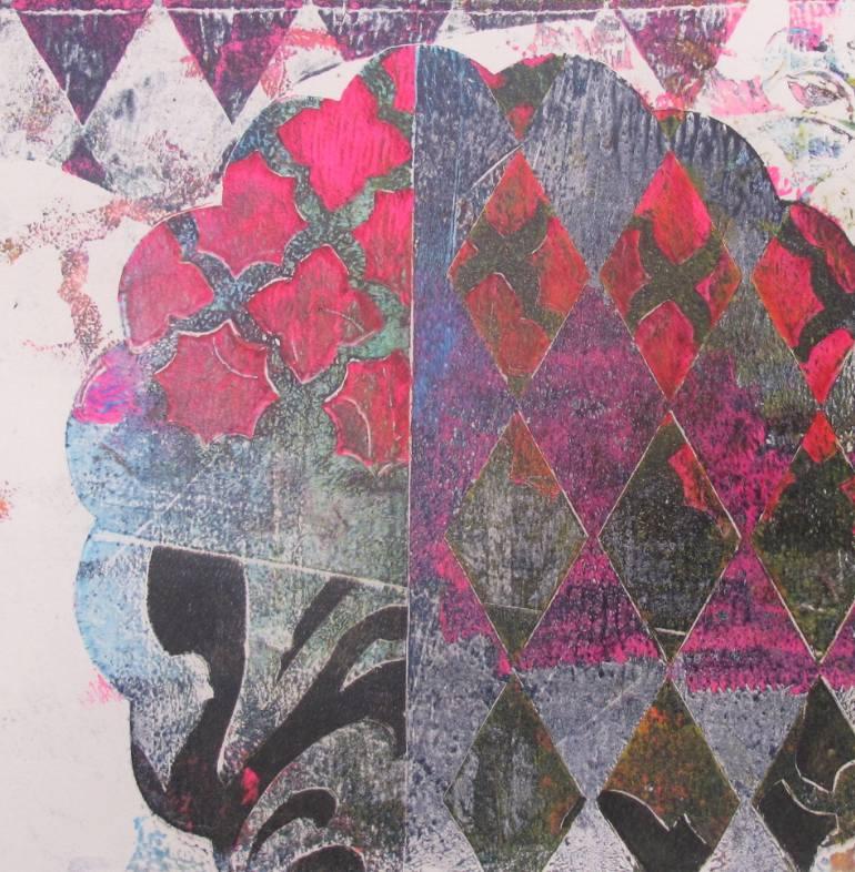 saatchi-art-chloe-urban-bohemian-printmaking