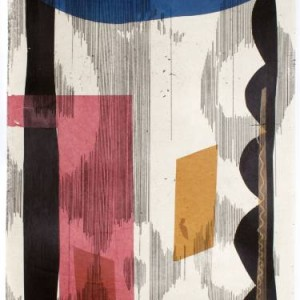 original print making female artist Saatchi Art