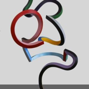Saatchi Art Frans Muhren Streamer 39