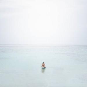 minimalist abstract original water beach photo