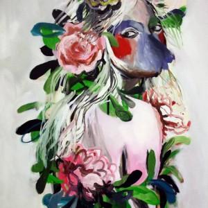 original colorful expressionist portraits for sale on saatchi art