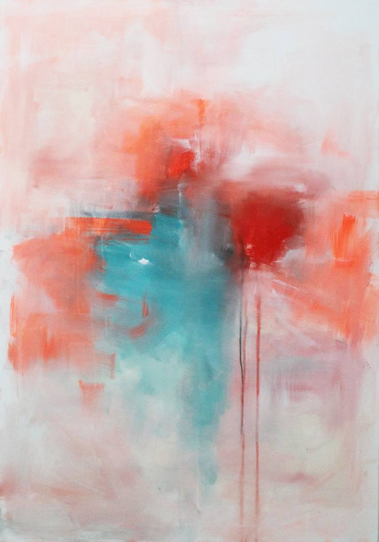 saatchi-art-colorful-zen-abstract-painting-kristin-thielemann