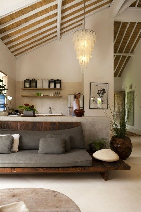 Get zen 7 ideas for creating a more tranquil home this - Zen decor living room ...