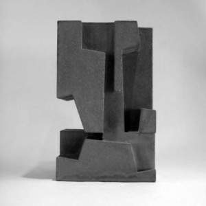 Dark stone abstract sculpture for sale Saatchi Art