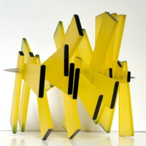 Large bright modern sculpture for sale online