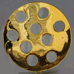 OCEANS-9-Gold-Carol-Bruton-saatchi-art-steel-gold-sculpture