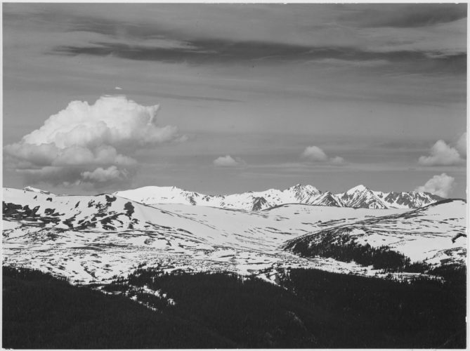 The Legacy of Ansel Adams