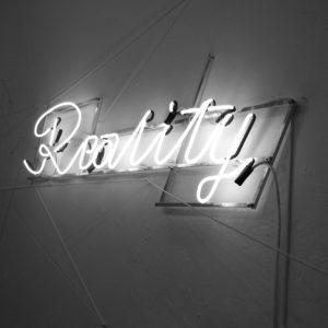 reality-Erwina-Ziomkowska-saatchi-art-led-glass-installation-sculpture